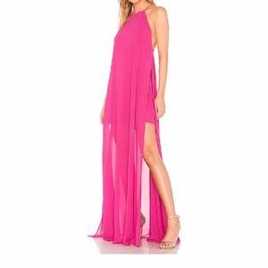 Show Me Your Mumu Bronte Maxi Dress
